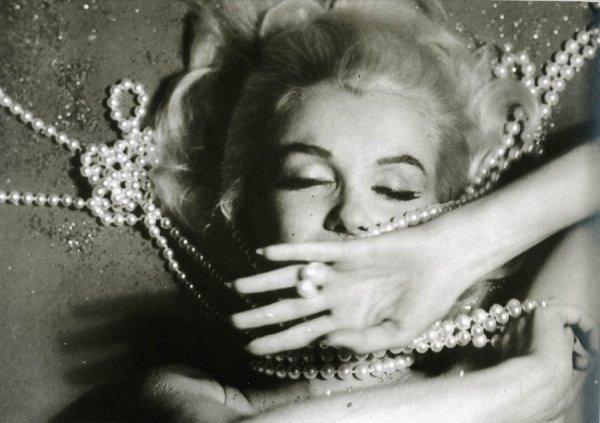 Последние фото знаменитости - Мэрилин Монро - №2
