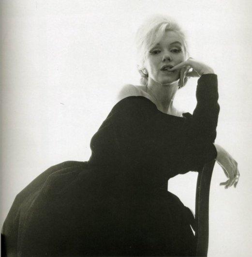 Последние фото знаменитости - Мэрилин Монро - №18