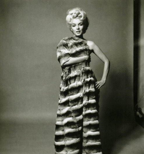 Последние фото знаменитости - Мэрилин Монро - №22