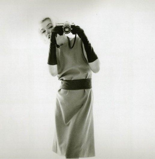 Последние фото знаменитости - Мэрилин Монро - №26