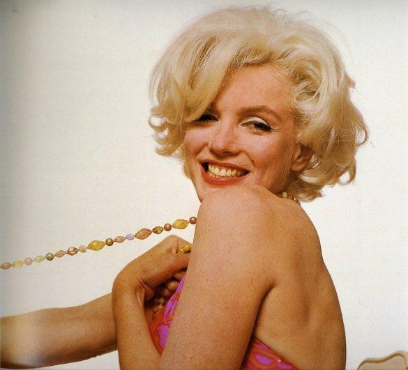Последние фото знаменитости - Мэрилин Монро - №30