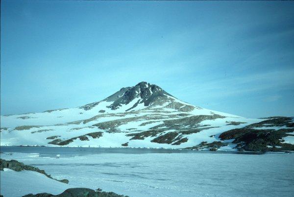 Загадочно спокойный мир Антарктиды - №1
