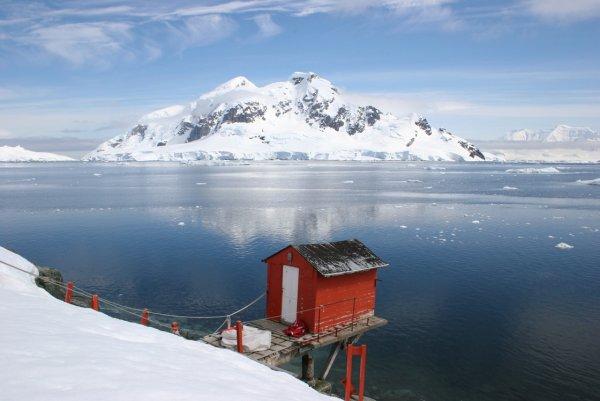 Загадочно спокойный мир Антарктиды - №17