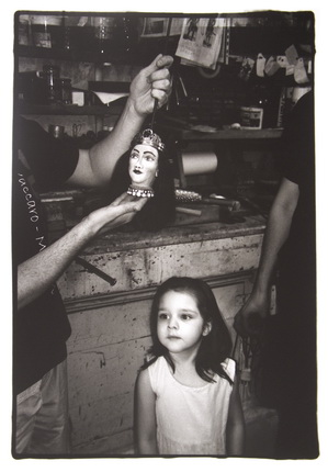 Джессика Лэнг. Сицилия. Предоставлено галерей Howard Greenberg. © Jessica Lange / diChroma photography