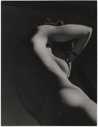 Андре Штайнер. Лили Штайнер, 1933. Бромосеребряно-желатиновый отпечаток. © Nicole Bajolet-Steiner