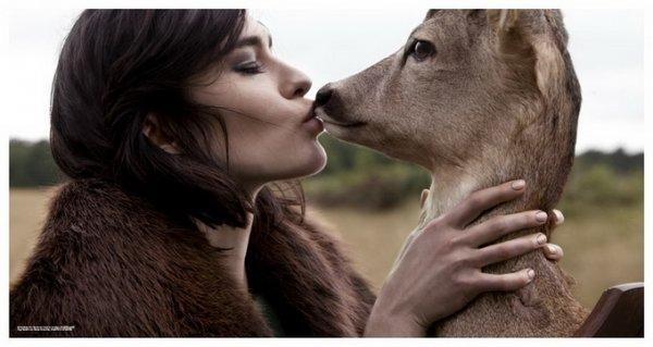 Джулиен Валло (Julien Vallon) - французский фотограф в стиле фэшн - №15
