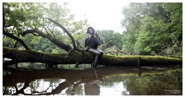 Джулиен Валло (Julien Vallon) - французский фотограф в стиле фэшн - №19