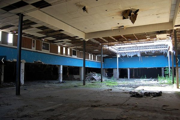 Заброшенные здания