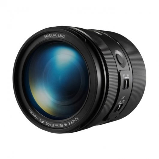 объектив фотоаппарата фото