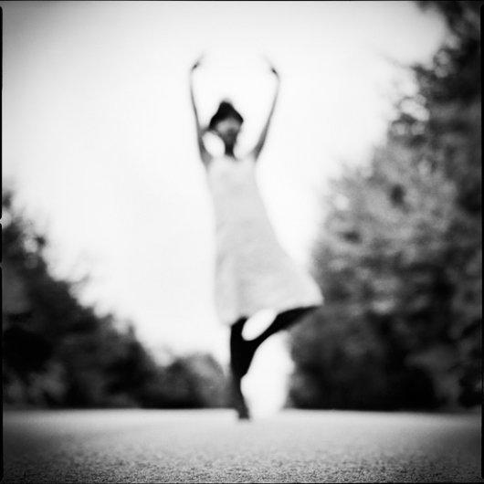фото в черно-белом