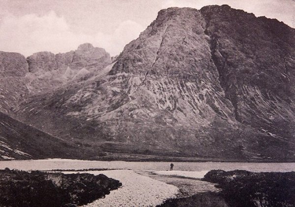 Необыкновенные изображения сделаные первыми в мире альпинизма фотографами..!!! - №5
