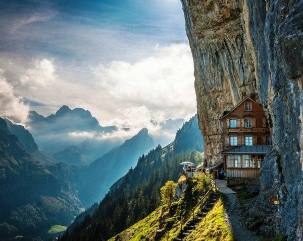 Крутые отели