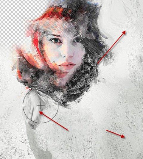 обработка портрета в Фотошопе