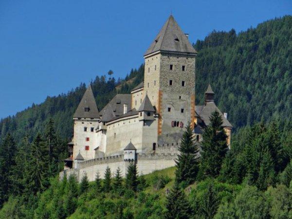 красивые замки мира
