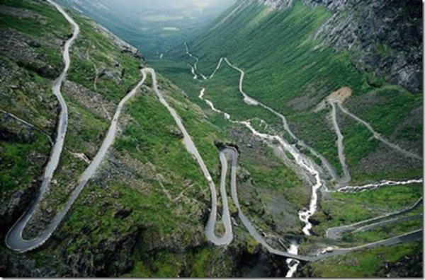 опасные дороги мира