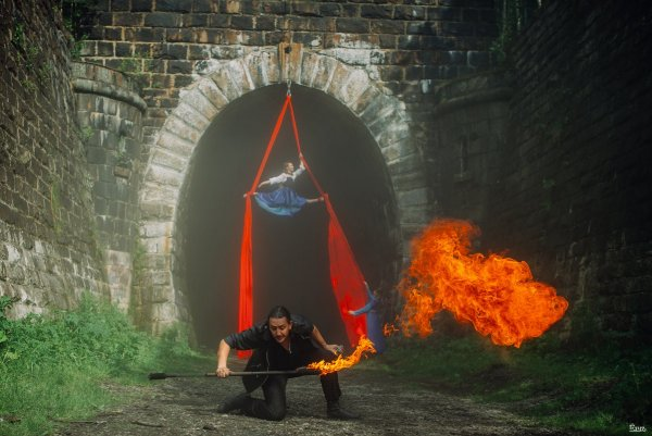 Узлы и огни