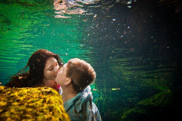 Под водой 14