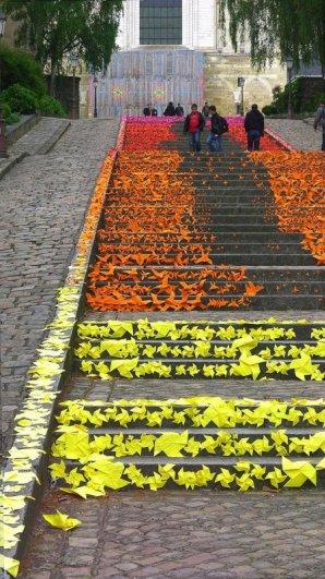 самые красивые лестницы