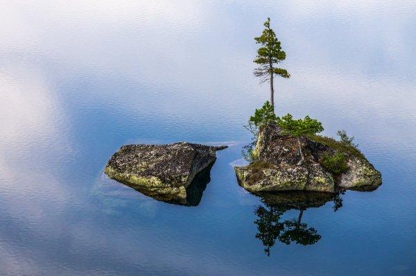 Небесный Островок.