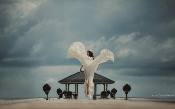 Свадебная фотография - © Юрий Голяк