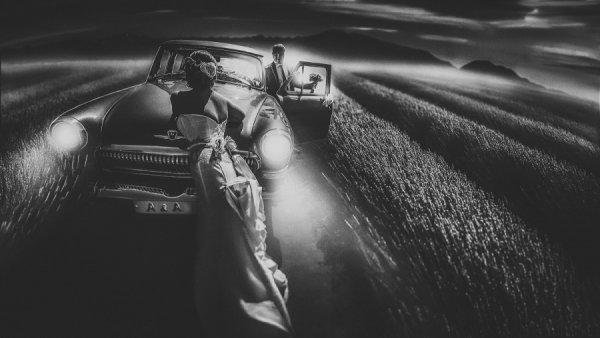 Свадебная фотография - © Александр Корвус