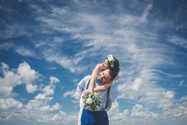 красивые свадебные фотографии - © Антон Дирин