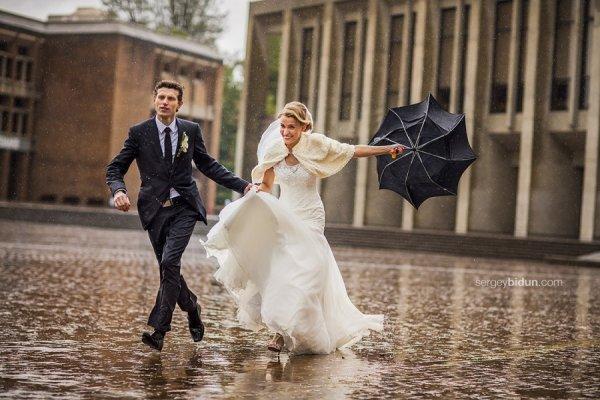идеи свадебных фотографий - © Sergey Bidun