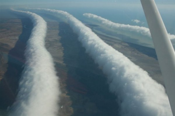 Красивые облака