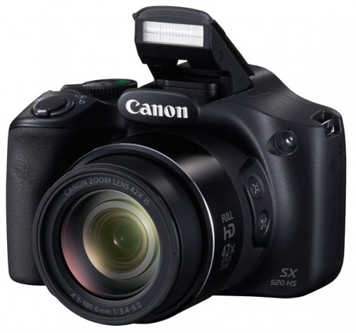 обзор компактных камер