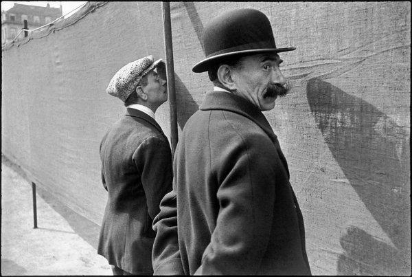 Брюссель, Бельгия, 1932 г. Уличные фото