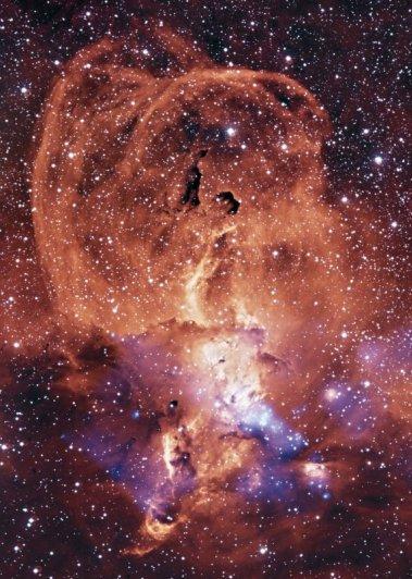 Фото из космоса
