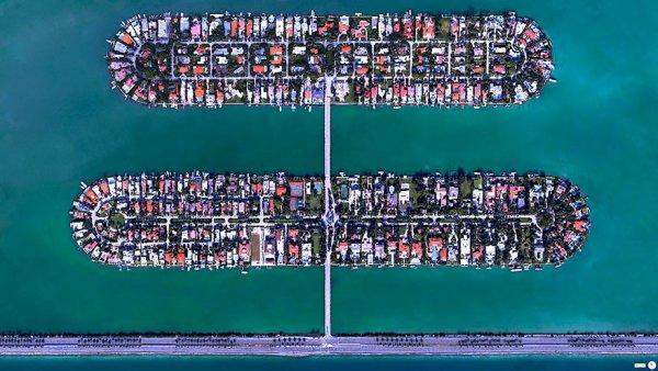 реальные фото со спутника