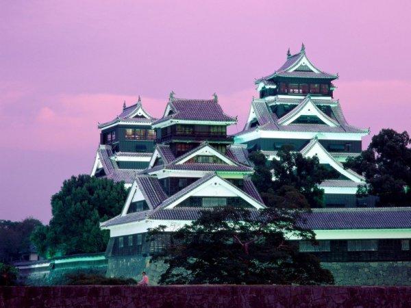Япония красивые места