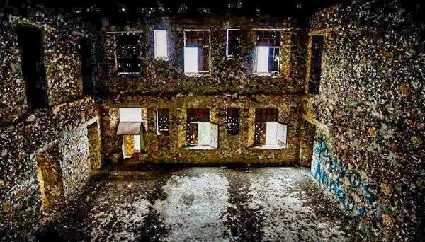 Заброшенный отель