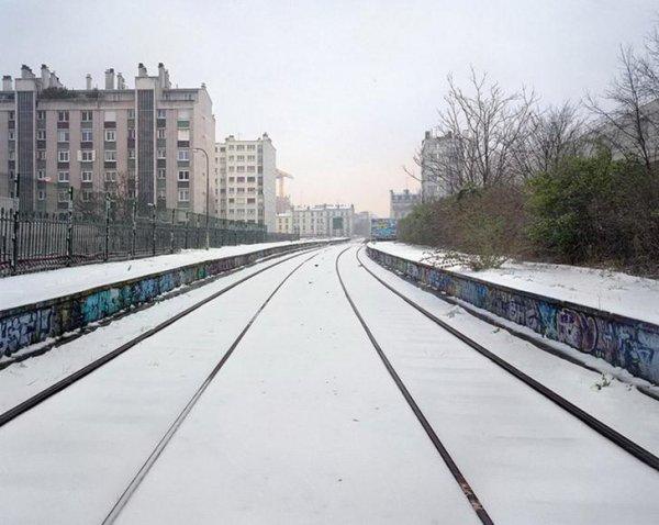железная дорога фото