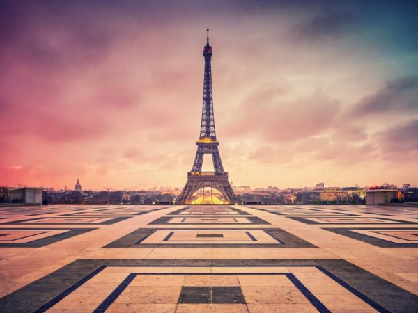 Городские пейзажи фотографии в Париже
