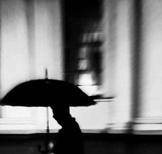 С понтом под зонтом