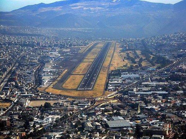 опасные аэропорты мира