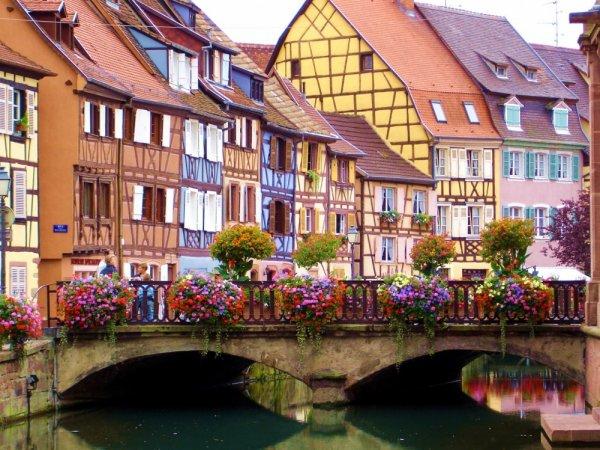 маленькие города мира
