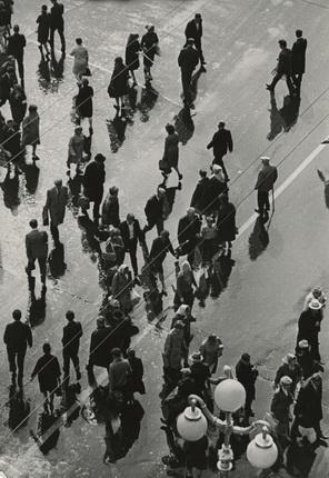 Всеволод Тарасевич. Без названия. Ленинград, 1965. Собрание Московского Дома фотографии