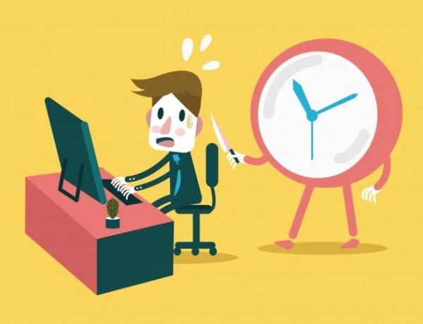 работай меньше успевай больше
