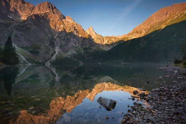 Красивые горы