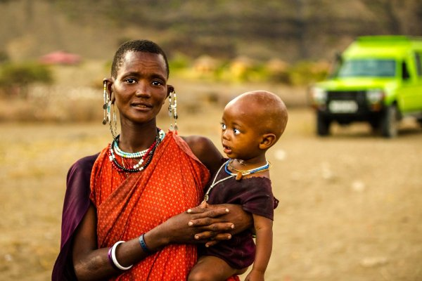 Моё путешествие по национальным паркам Танзании... - №48