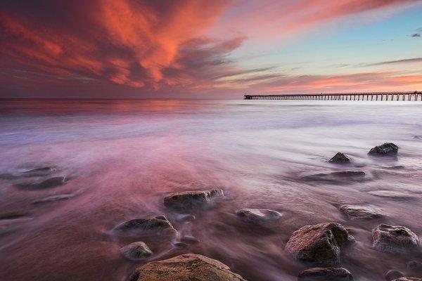 морские пейзажи фото