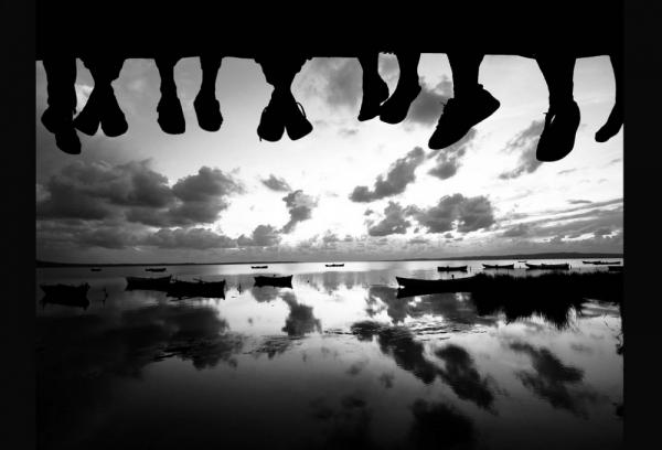 черно-белые фото работы 5