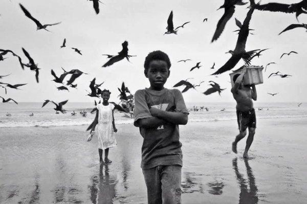 черно-белые фото работы 17