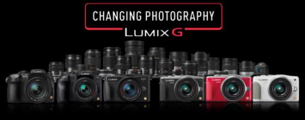 беззеркальная камера Panasonic